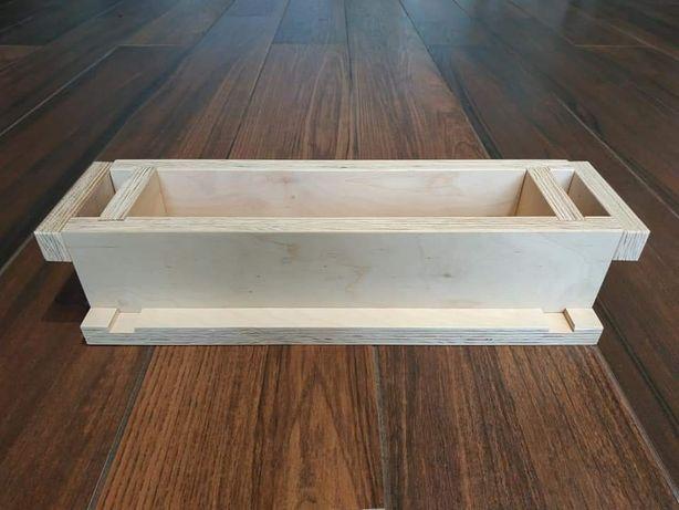 Forma na mydło drewniana
