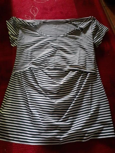 Bluzka dla kobiet karmiących L/XL