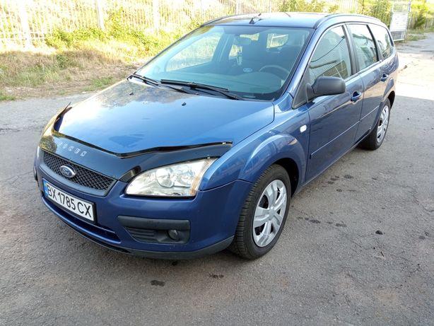 Ford focus 2 дизель . 1.8