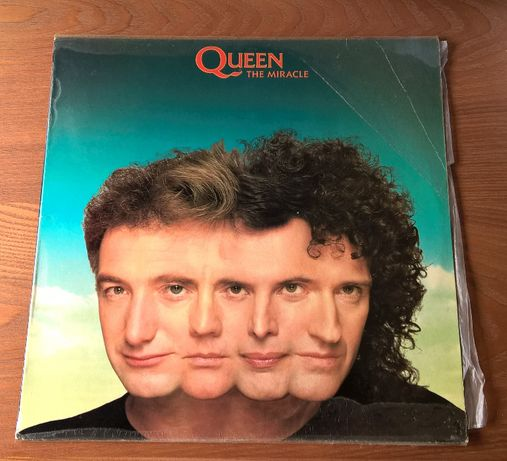 Queen - The Miracle - VINIL 1989