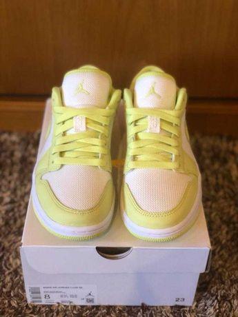 Nike Air Jordan 1 Low Limelight
