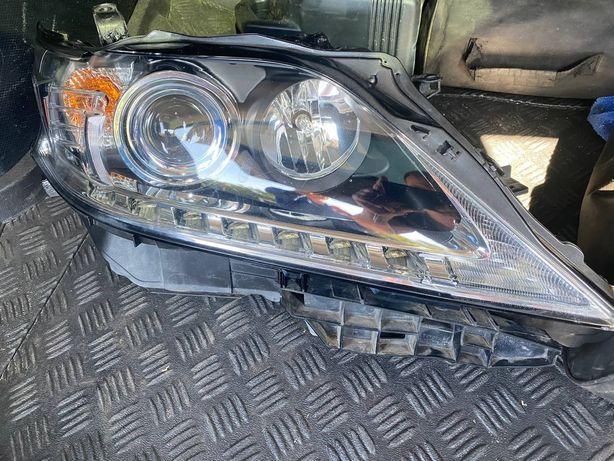 Фара правая Lexus Rx 350