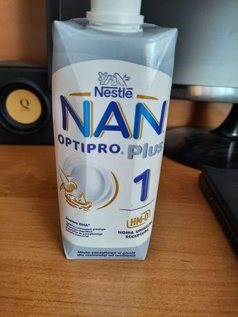 Mleko modyfikowane nan optipro plus cena sklepowego 8 zł