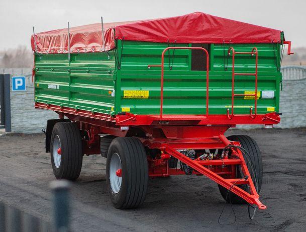 HL HW 3 Stronny Wywrot 6011 Ładowność 10 HW 8011 Przyczepa Rolnicza
