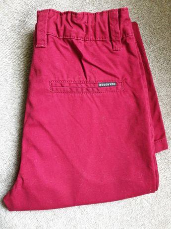 Spodnie Reserved dla chłopca w wieku 8-9 lat rozm 134