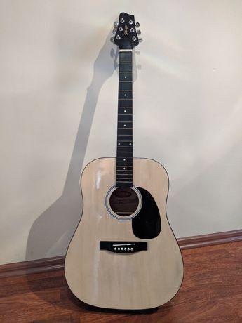 Акустическая гитара STAGG SW201N-VT (без струн)