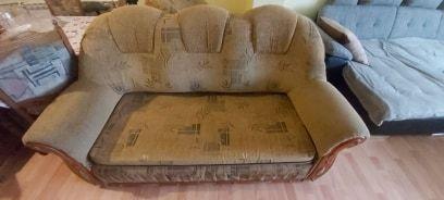 Sofa potrójna, Sofa podwójna i Fotel