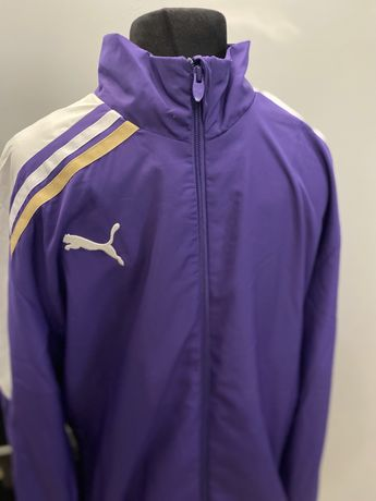 Puma męska sportowa kurtka - bluza L rozpinana,vintage