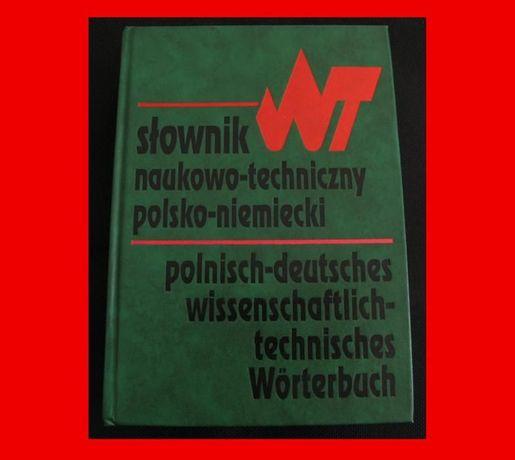 Słownik naukowo-techniczny polsko-niemiecki WT