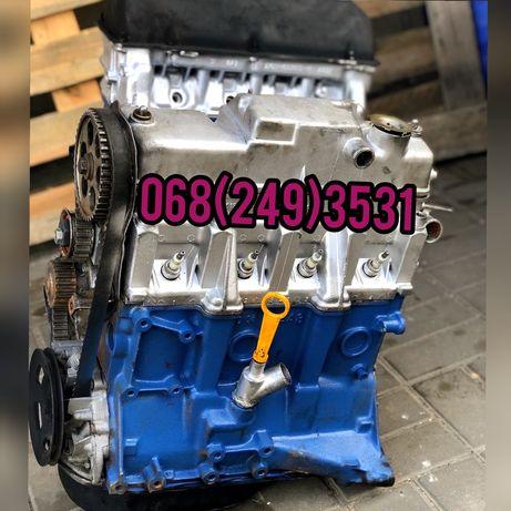 Мотор двигателя ВАЗ 2109 1,5 на Авто ВАЗ 2108,21099, 2110, 2111, 2112