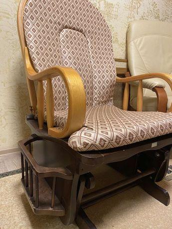 Кресло качалка для отдыха