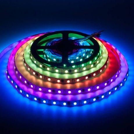 1m TAŚMA CYFROWA LED RGB 5050 60 d/m WS2811