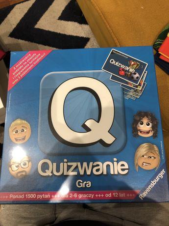 Nowa gra planszowa Quizwanie