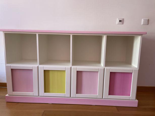 Móvel quarto criança - Oficina Rústica