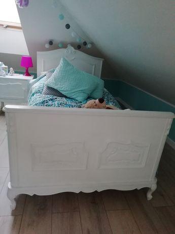 Łóżko 90x200 wraz z materacem