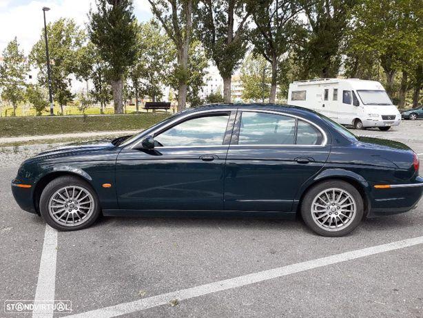 Jaguar S-Type 2.7 D V6 Executive