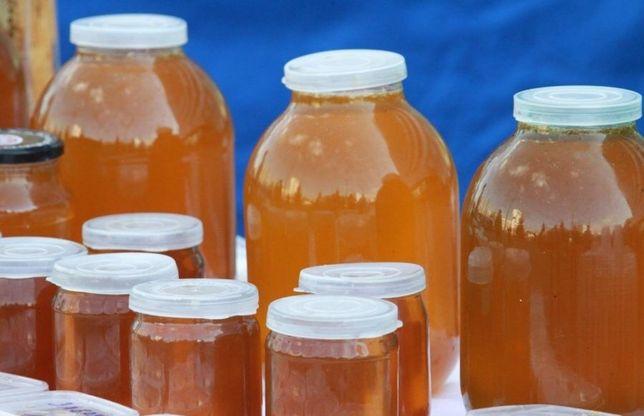 Мед з домашньої пасіки