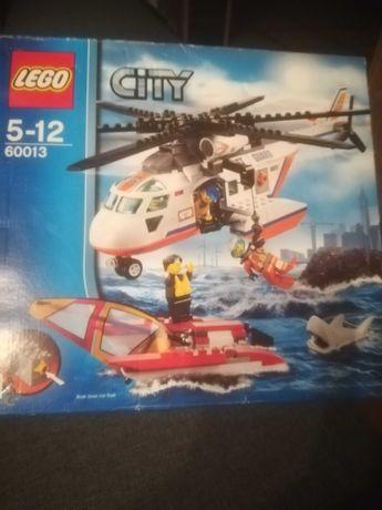 Lego city 60013 Coast guard