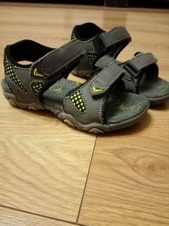 Sandały chłopięce rozmiar 29
