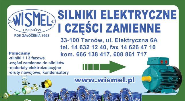 Silniki elektryczne i części zamienne