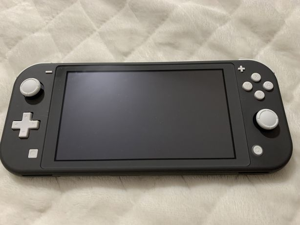 Nintendo Switch Lite + jogos