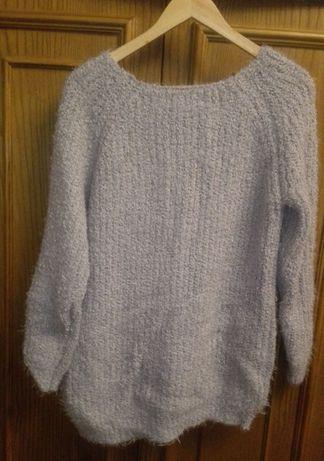 Теплый вязаный свитер или кофта 38 р.