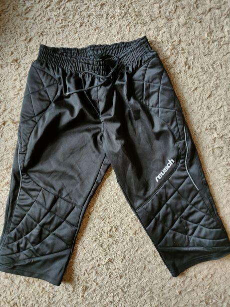 Шорты брюки вратаря reusch размер М