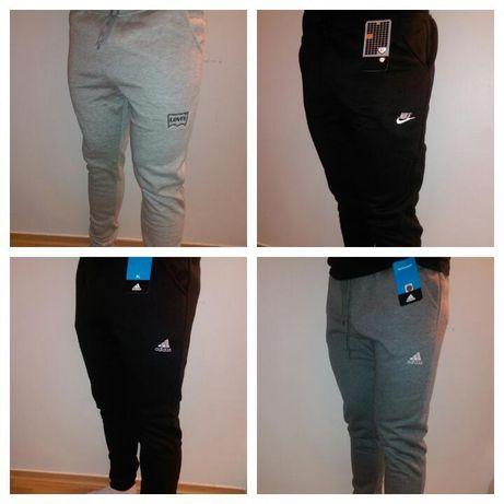 Spodnie męskie z logo Adidas Nike Levis kolory M-XXL!!!