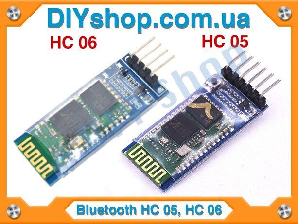 Модуль блютуз HC 05 06 Bluetooth для Arduino Ардуино AVR PIC STM RS32
