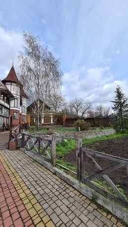 Сдам шикарный дом 170 м2 на озере  пгт.Глеваха