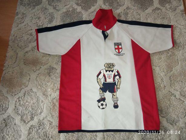 Koszulka Anglia World's Cup 2006