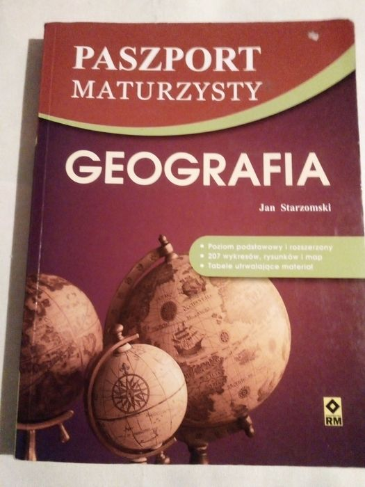 Matura geografia Otwock - image 1