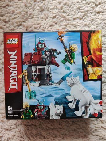 Lego Ninjago 70671 Podróż Lloyda