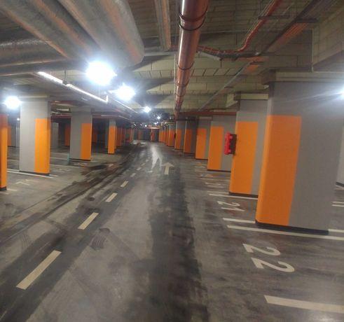 Miejsce postojowe w hali garażowej Garbary 104 Esencja parkingowe