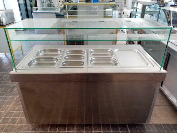 Bancada Refrigerada c/ Reserva  - Usado ACM88