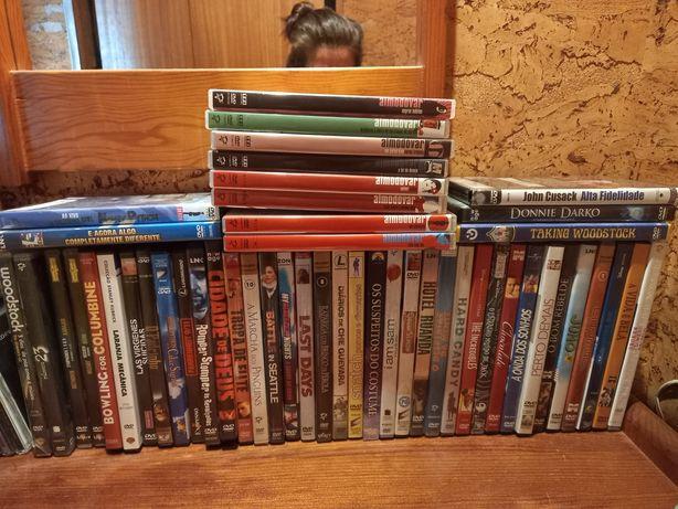 Vendo varios dvds originais