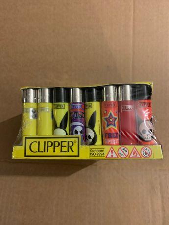 Isqueiros Clipper