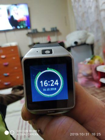 Смарт часы Андроид