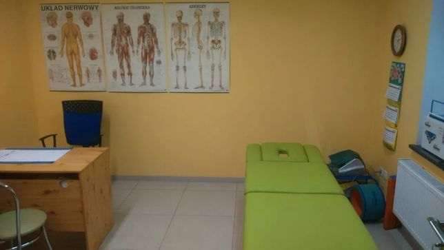 Rehabilitacja/Masaż z dojazdem do domu lub w gabinecie