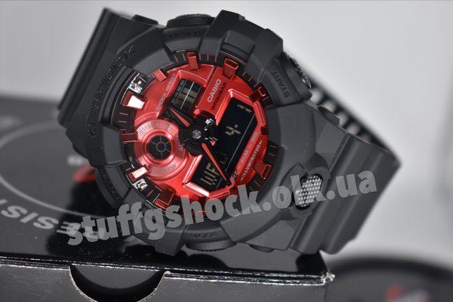 Casio G-Shock GA-700AR-1A NEW ORIGINAL!!!