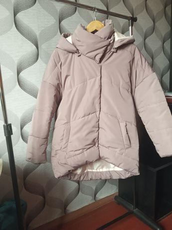 Куртка оверсайз осінь-зима