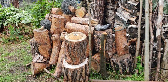 Drewno  Opałowe  sosnowe sprzedam.