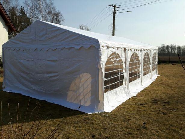 Wynajem namiotów imprezowych komunia stoły krzesła zastawa napis love