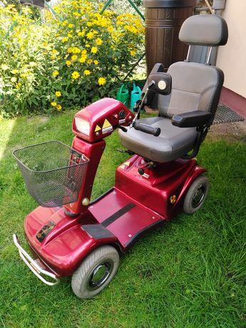 Elektryczny wózek skuter inwalidzki