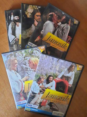 Janosik DVD serial