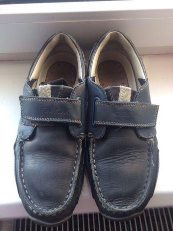 Туфли-мокасины GEOX размер 35 и 34 на осень, весну или переобувь