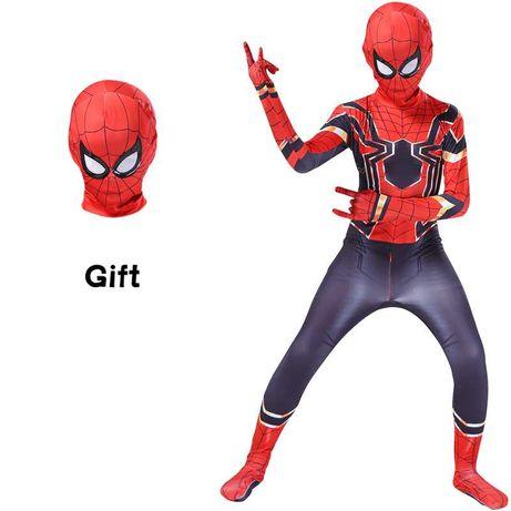 Костюмы Спайдермен Человек паук из к/ф Мстители-Железный паук ростовка