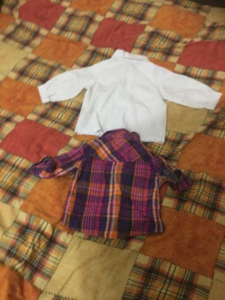 Рубашка Чикко,фирменная,праздничная,нарядная,строгая