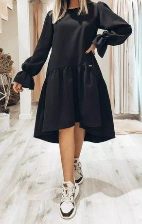 Vestido acetinado