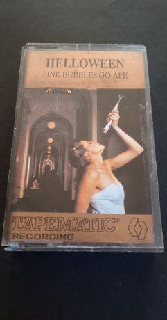 Helloween – Pink Bubbles Go Ape, 1991, KASETA MAGNETOFONOWA